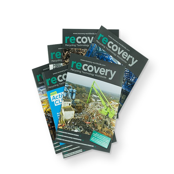 recovery – Recycling Technology Worldwide Single issue