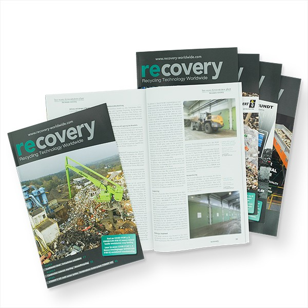 recovery – Recycling Technology Worldwide Subscription