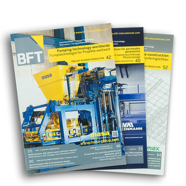 BFT INTERNATIONAL Single issue